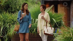 Elly Conway, Susan Kennedy in Neighbours Episode 7572