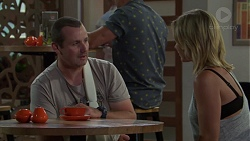 Toadie Rebecchi, Steph Scully in Neighbours Episode 7572