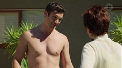 Finn Kelly, Susan Kennedy in Neighbours Episode 7572