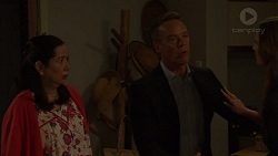 Kim Taylor, Paul Robinson, Amy Williams in Neighbours Episode 7572
