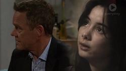 Paul Robinson, Kim Tanaka in Neighbours Episode 7573