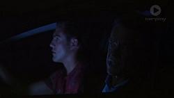 Aaron Brennan, Paul Robinson in Neighbours Episode 7573