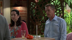 Kim Taylor, Paul Robinson in Neighbours Episode 7574