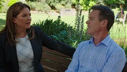 Terese Willis, Paul Robinson in Neighbours Episode 7574