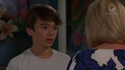 Jimmy Williams, Sheila Canning in Neighbours Episode 7575
