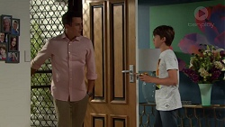 Jack Callaghan, Jimmy Williams in Neighbours Episode 7575