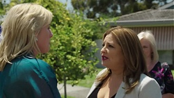 Lauren Turner, Terese Willis, Sheila Canning in Neighbours Episode 7575