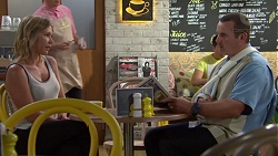 Steph Scully, Toadie Rebecchi in Neighbours Episode 7576