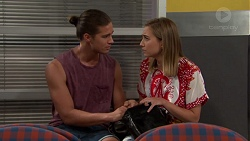 Tyler Brennan, Piper Willis in Neighbours Episode 7576