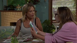 Steph Scully, Sonya Mitchell in Neighbours Episode 7576