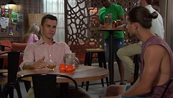 Jack Callaghan, Tyler Brennan in Neighbours Episode 7576
