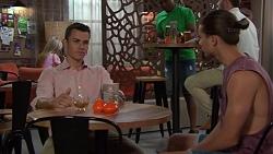 Jack Callahan, Tyler Brennan in Neighbours Episode 7576