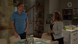 Gary Canning, Terese Willis in Neighbours Episode 7577