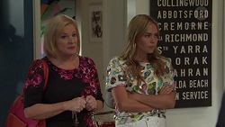 Sheila Canning, Xanthe Canning in Neighbours Episode 7577