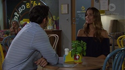 Finn Kelly, Elly Conway in Neighbours Episode 7577