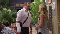 Toadie Rebecchi, Steph Scully in Neighbours Episode 7578