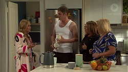 Xanthe Canning, Gary Canning, Terese Willis, Sheila Canning in Neighbours Episode 7578