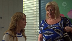 Xanthe Canning, Sheila Canning in Neighbours Episode 7578