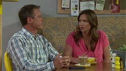 Paul Robinson, Amy Williams in Neighbours Episode 7579