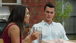 Paige Novak, Jack Callaghan in Neighbours Episode 7579