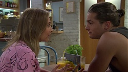 Piper Willis, Tyler Brennan in Neighbours Episode 7579