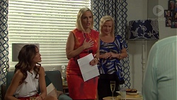 Elly Conway, Brooke Butler, Sheila Canning in Neighbours Episode 7579