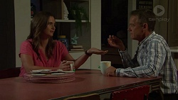 Amy Williams, Paul Robinson in Neighbours Episode 7580