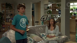 Jimmy Williams, Amy Williams in Neighbours Episode 7580