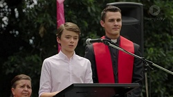 Jimmy Williams, Jack Callahan in Neighbours Episode 7580