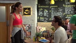 Elly Conway, Finn Kelly in Neighbours Episode 7581