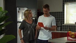 Steph Scully, Mark Brennan in Neighbours Episode 7581