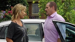 Steph Scully, Toadie Rebecchi in Neighbours Episode 7581