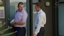 Toadie Rebecchi, Paul Robinson in Neighbours Episode 7581