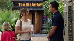 Amy Williams, Jack Callaghan in Neighbours Episode 7581