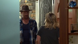 Shane Rebecchi, Steph Scully in Neighbours Episode 7581