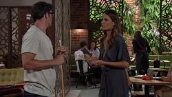 Finn Kelly, Elly Conway in Neighbours Episode 7581