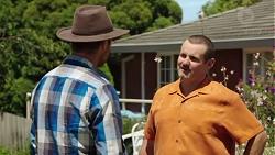 Shane Rebecchi, Toadie Rebecchi in Neighbours Episode 7582