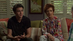 Ben Kirk, Susan Kennedy in Neighbours Episode 7582