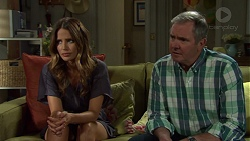 Elly Conway, Karl Kennedy in Neighbours Episode 7582