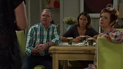Karl Kennedy, Elly Conway, Susan Kennedy in Neighbours Episode 7582