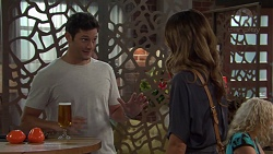 Finn Kelly, Elly Conway in Neighbours Episode 7582