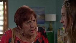 Angie Rebecchi, Sonya Mitchell in Neighbours Episode 7583