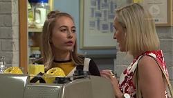 Piper Willis, Brooke Butler in Neighbours Episode 7583