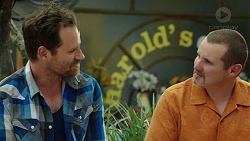 Shane Rebecchi, Toadie Rebecchi in Neighbours Episode 7583