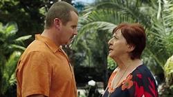 Toadie Rebecchi, Angie Rebecchi in Neighbours Episode 7583