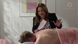 Gary Canning, Terese Willis in Neighbours Episode 7583