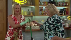 Brooke Butler, Sheila Canning in Neighbours Episode 7583