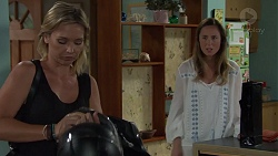 Steph Scully, Sonya Mitchell in Neighbours Episode 7583