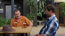 Toadie Rebecchi, Shane Rebecchi in Neighbours Episode 7583