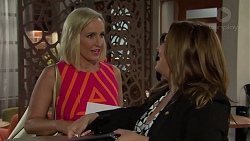 Brooke Butler, Terese Willis in Neighbours Episode 7583